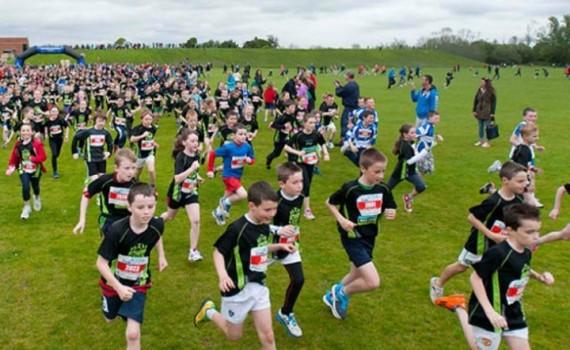UL Sport Kids Run 2015 in Memory of Aaron O Flaherty